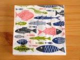 クリッパン Klippan/フィッシュ Fish/ペーパーナプキン