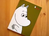 ムーミン Moomin/ ムーミントロール/ 方眼ノート