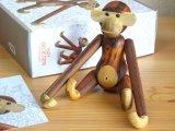 カイ・ボイスン Kay Bojesen/モンキー Monkey 小 S size/木製人形 Wood Toy