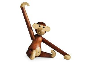 画像3: カイ・ボイスン Kay Bojesen/モンキー Monkey 大 L size/木製人形 Wood Toy L size