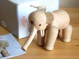 カイ・ボイスン Kay Bojesen/エレファント Elephant/木製人形 Wood Toy