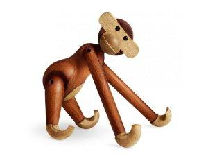 画像2: カイ・ボイスン Kay Bojesen/モンキー Monkey 大 L size/木製人形 Wood Toy L size