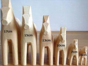 画像5: グラナス Grannas/ダーラナホース Dalahorse(13cm)/木製玩具