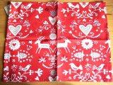 クリッパン Klippan/ ジョイ Joy/ ランチョンマット(テーブルマット)2枚組