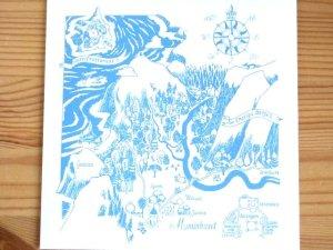 画像2: ムーミン Moomin Tribute Works/ ハンカチ用ギフトパッケージ