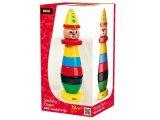 ブリオ Brio/クラウン Clown/スタッキングトイ 知育玩具