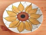 アラビア Arabia/サンフラワー Sunflower/プレート/大皿