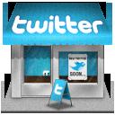 Twitter Icon 北欧雑貨や北欧アンティーク、ビンテージ食器のことならFyndaフィンダの通販ショップ